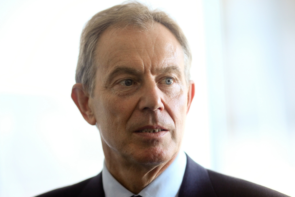 tony blair photo