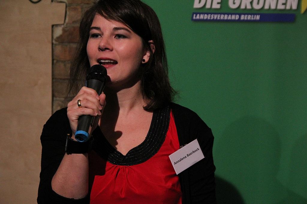 Annalena Baerbock photo