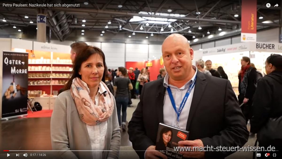 Foto by Screenshot: Schrang TV /You-Tube /Leipziger Buchmesse