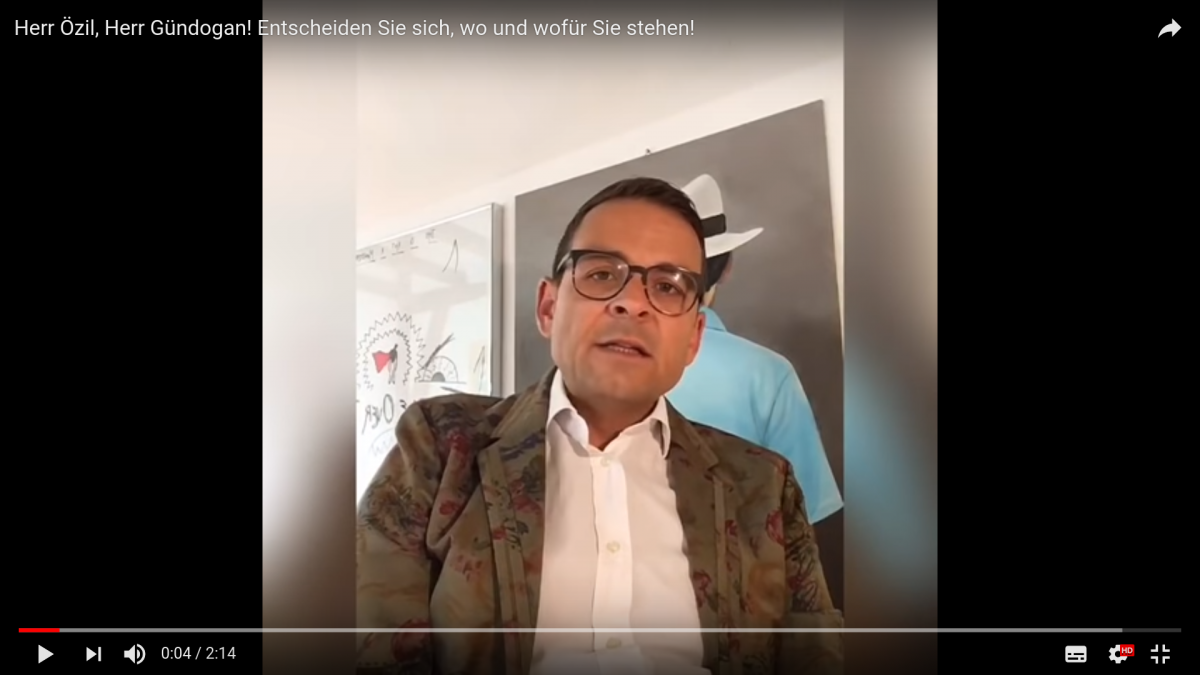 Foto by Screenshot: You-Tube Gerald Grosz vom 16.05.2018