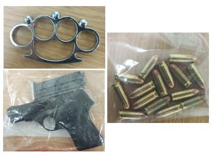 Bild: Bundespolizei Freilassing - Originalbilder sichergestellte Gegenstände