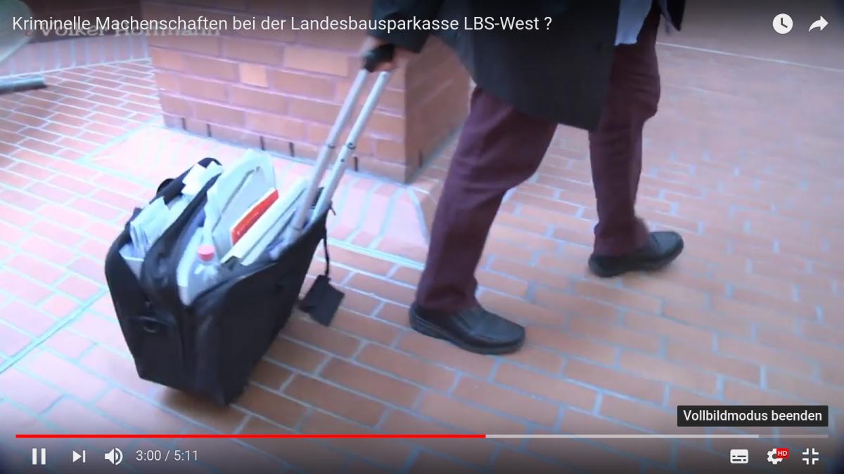 Foto by Screenshot: Video ViaRastattt LBS-Skandal