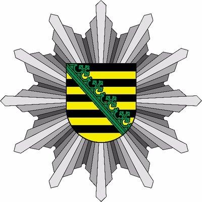 Foto by Screenshot Twitter Polizei Sachsen