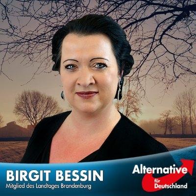 Foto by: Screenshot Twitter Birgit Bessin https://twitter.com/BirgitBessin
