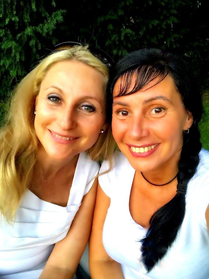 Myriam und Neli