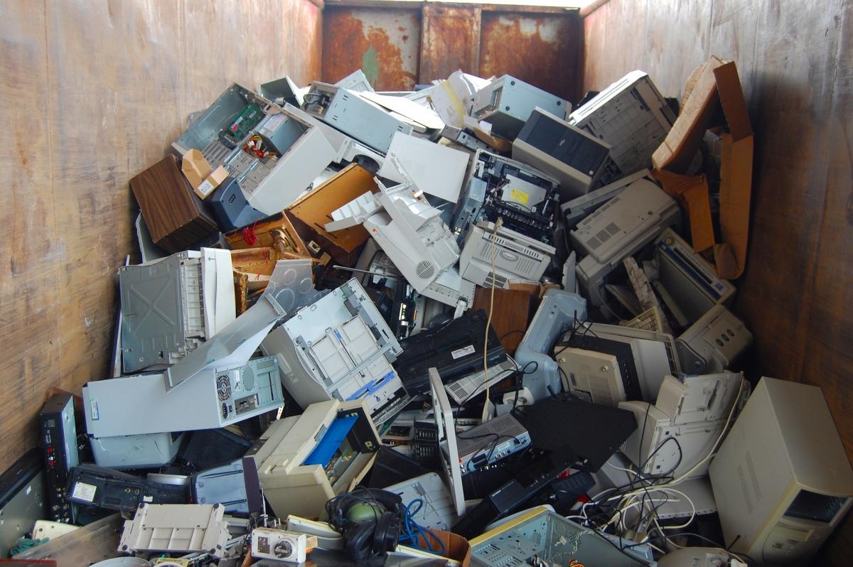 Computer Elektroschrott