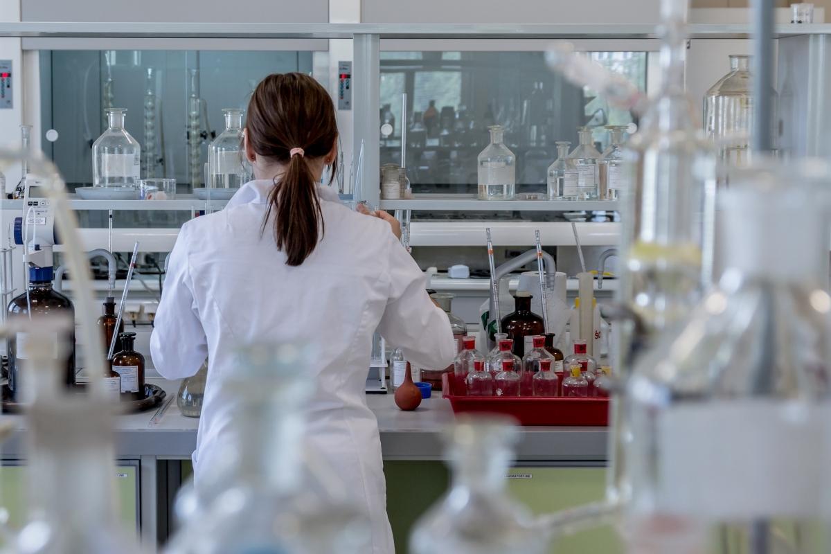 Labor Wissenschaftler