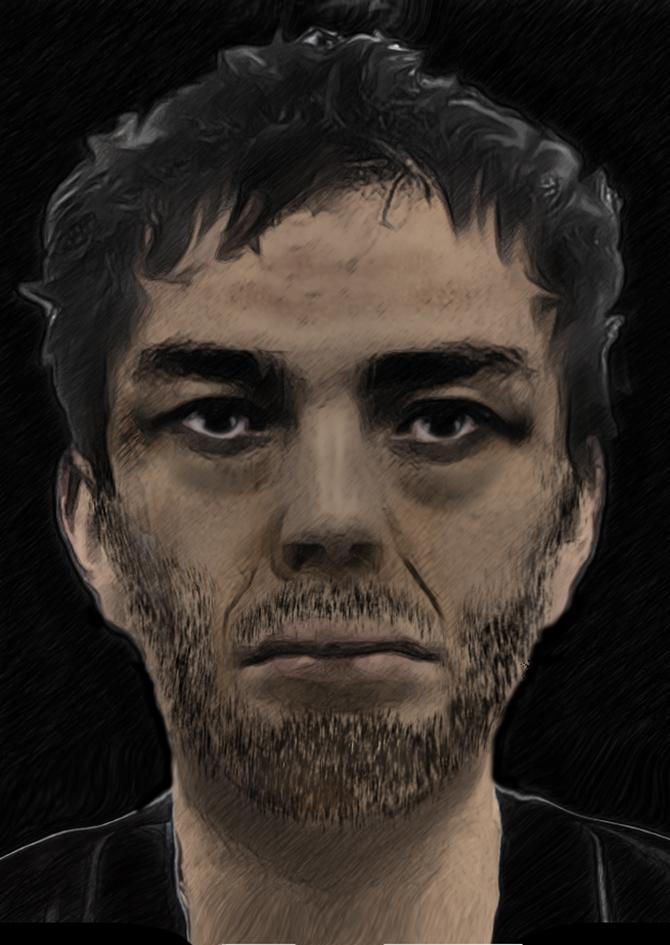 Phantombildfahndung Vergewaltiger