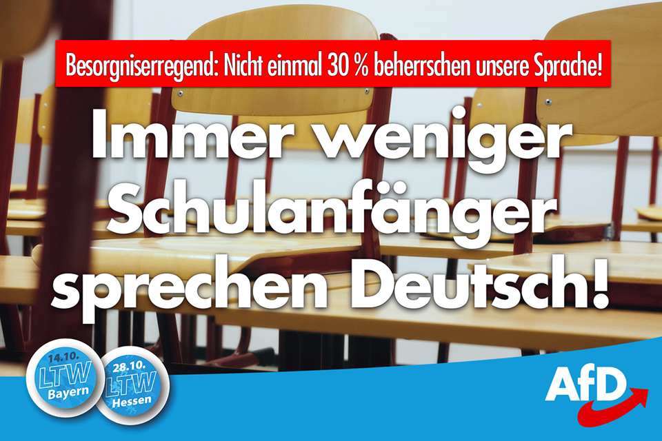 Foto by: Screenshot AfD Hessen Facebook