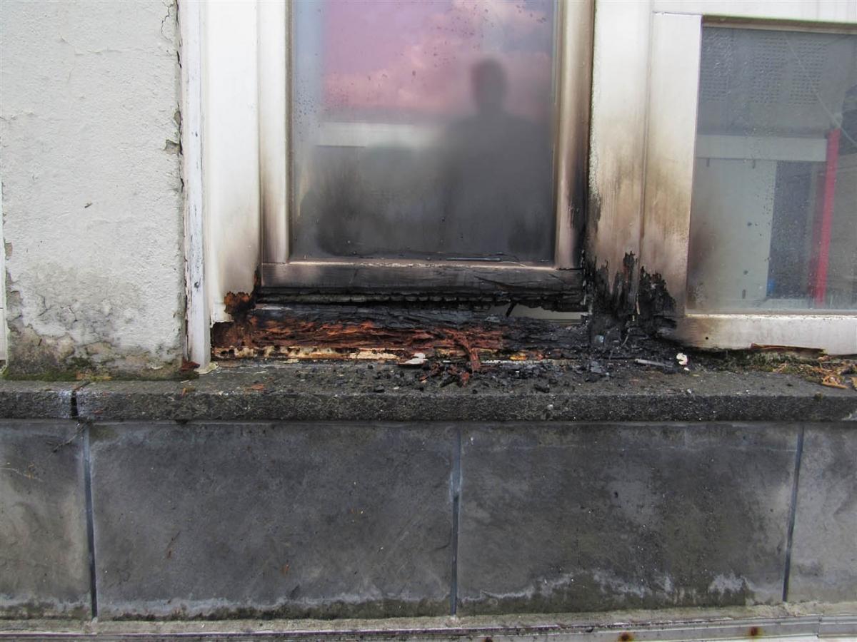 Brandschaden Lüdenscheid