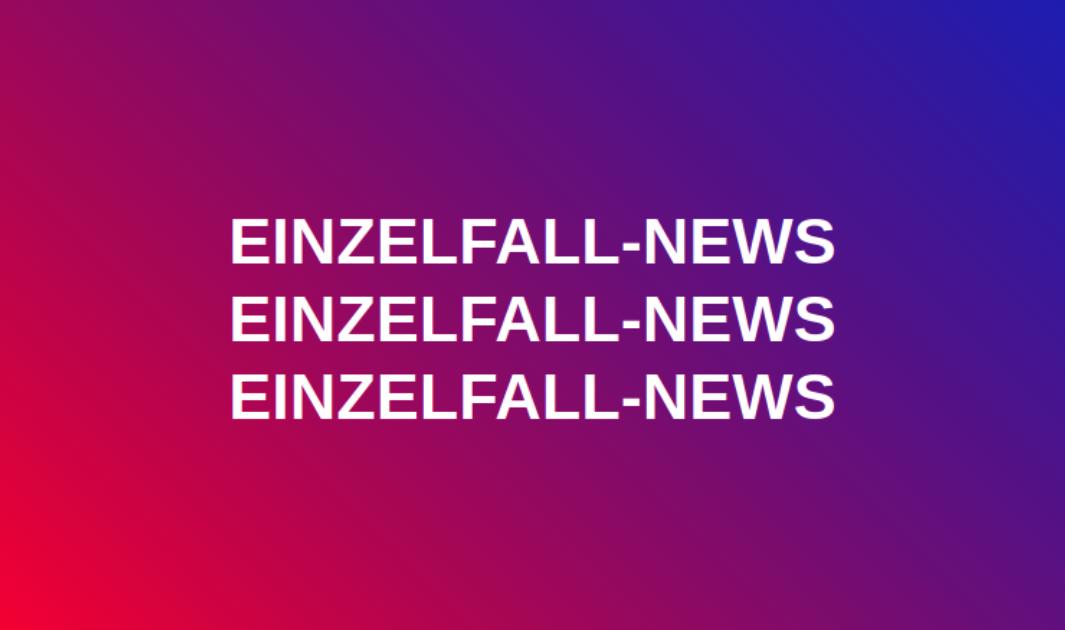 Einzelfallnews