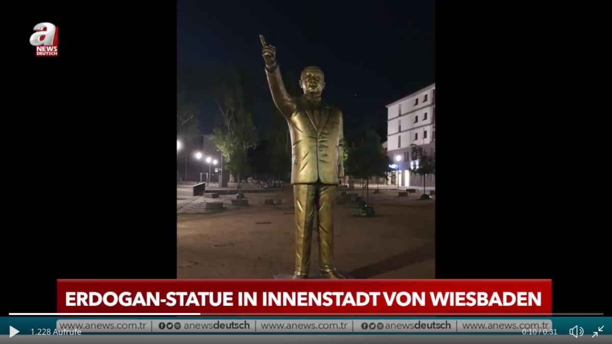 Foto by: Screenshot ANews Deutsch @aNewsDeutsch Twitter