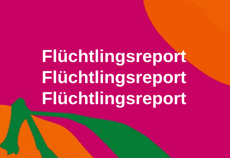 Flüchtlingsreport