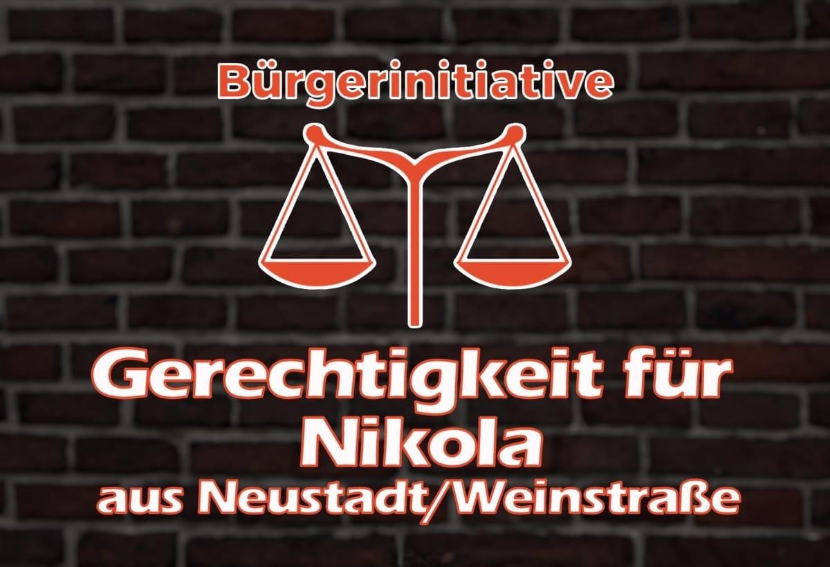 Gerechtigkeit für Nikola