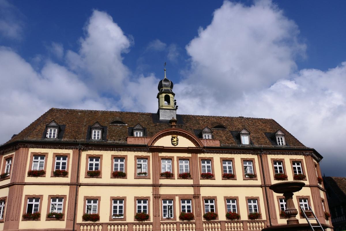 Rathaus Neustadt a.W.