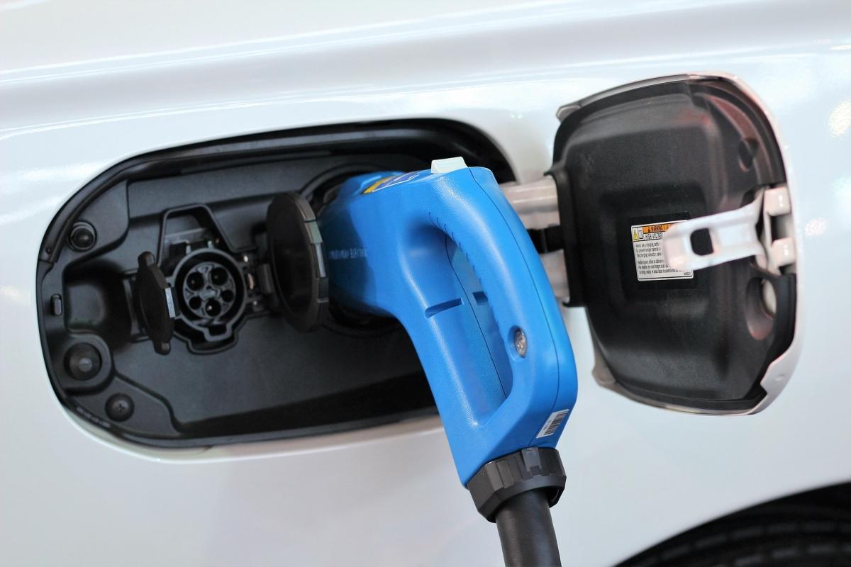 Emissionen Elektro Fahrzeug