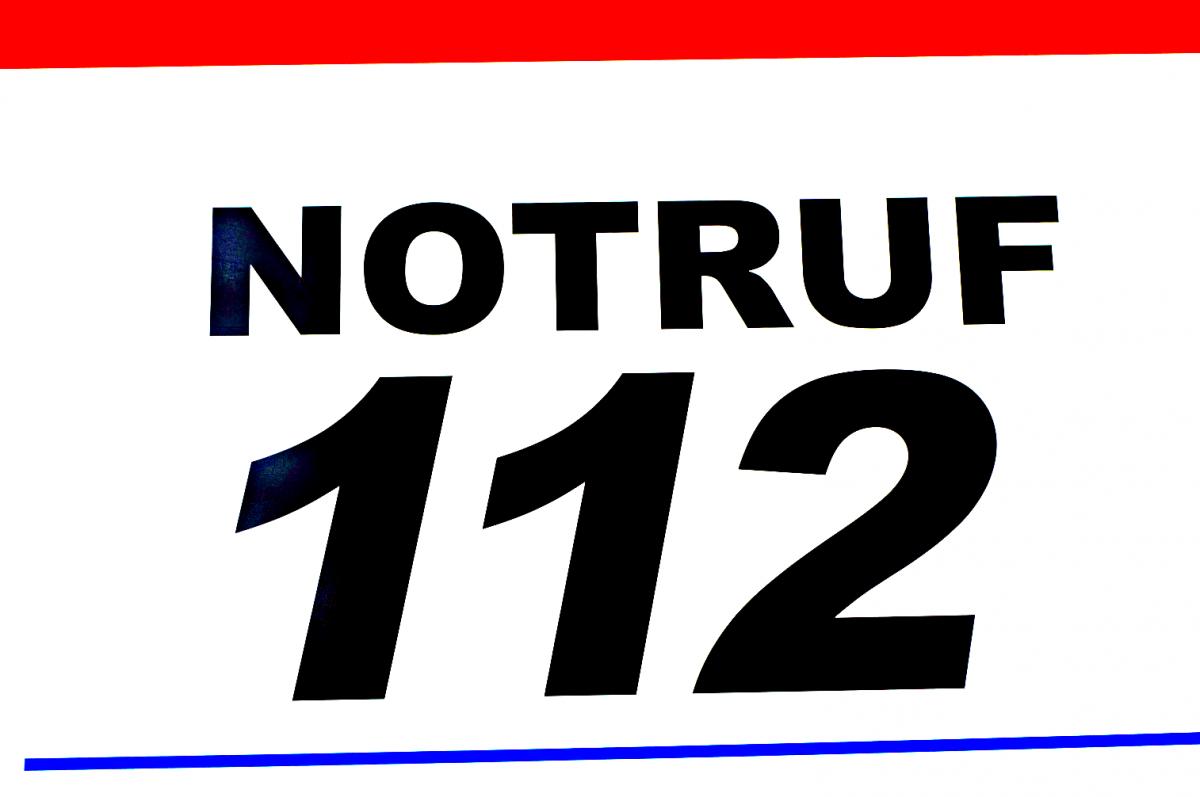112 Notruf