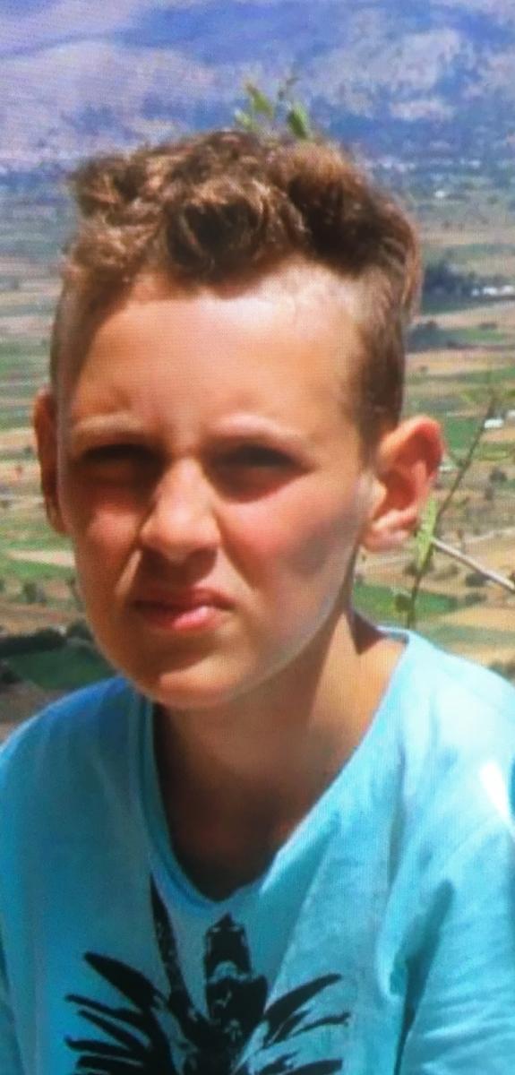 Vermisstenfahndung aus Marsberg/Paderborn 13-jähriger Alexander Kudaschkin