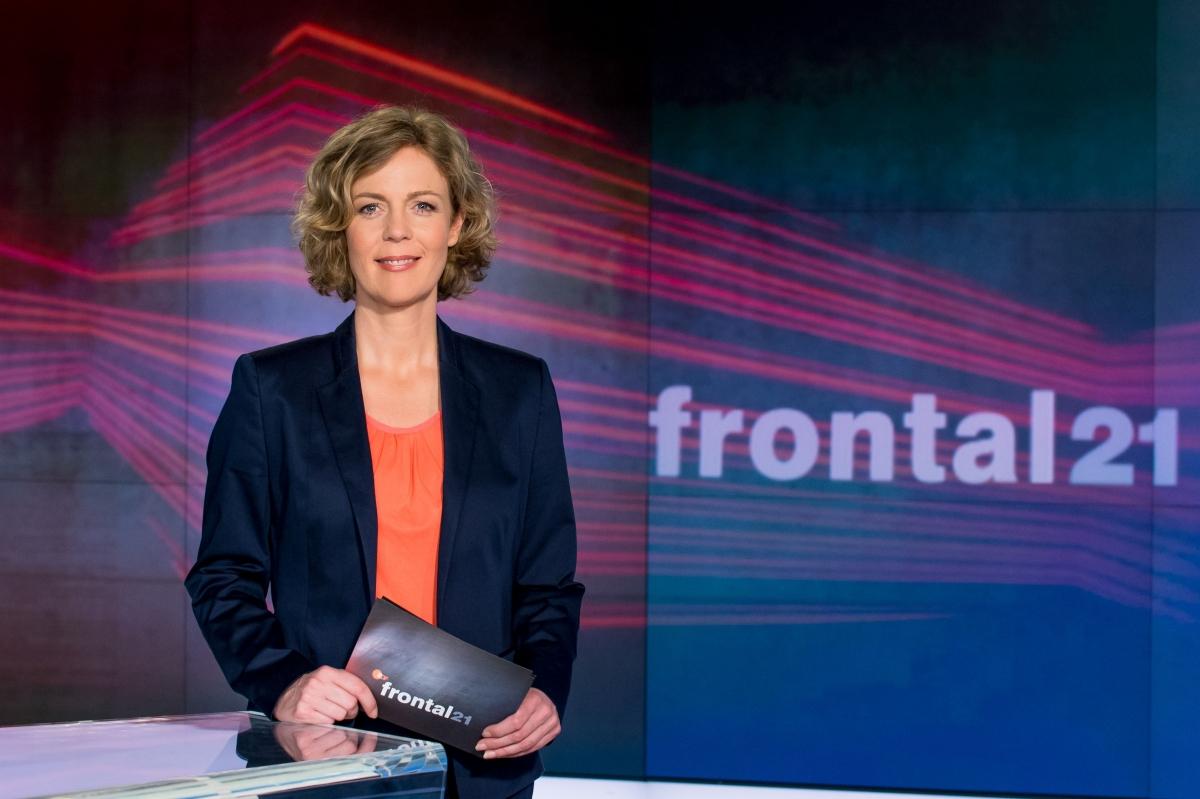 "Frontal 21 Quelle: ""obs/ZDF/Svea Pietschmann"""