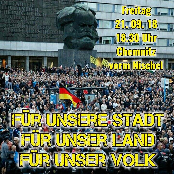 Chemnitz Demo