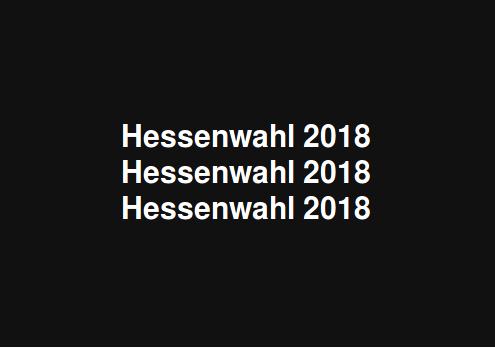 Hessenwahl2018