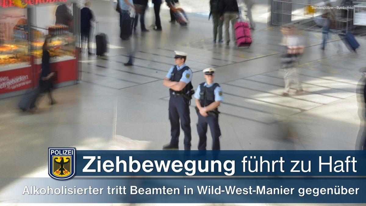 München Bundespolizei
