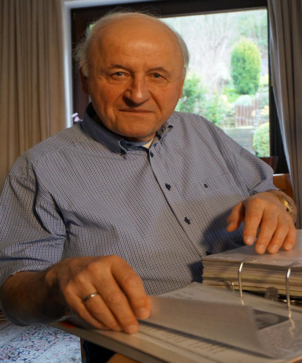 Prof. Dr. Michael Buback