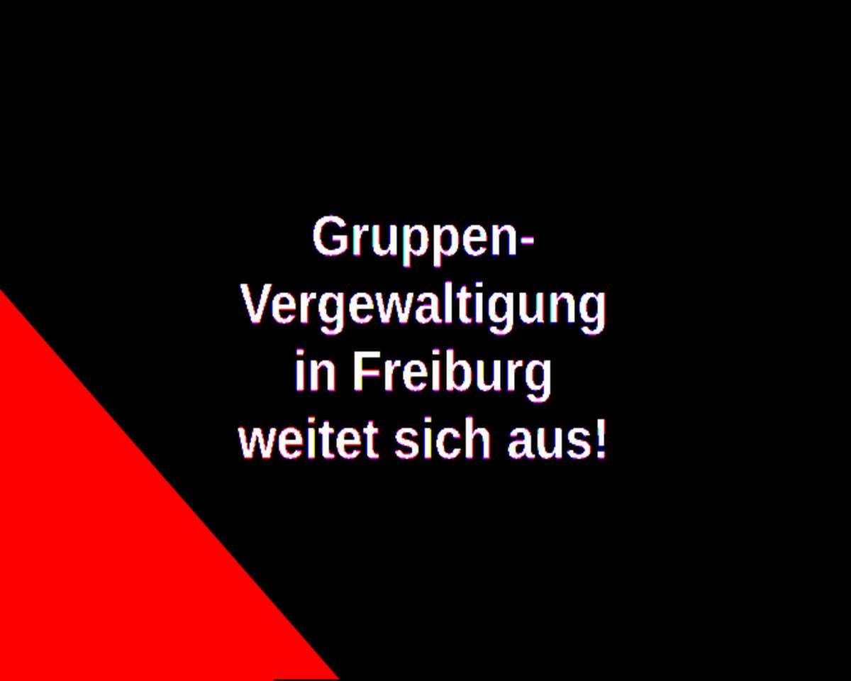 Freiburg Vergewaltigung