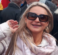 Myriam die Stimme von Kandel