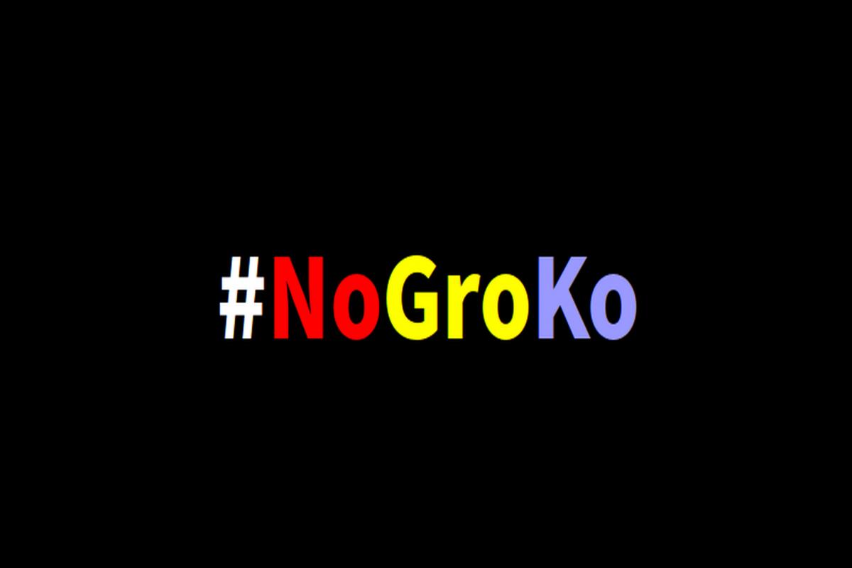 NoGroKo-