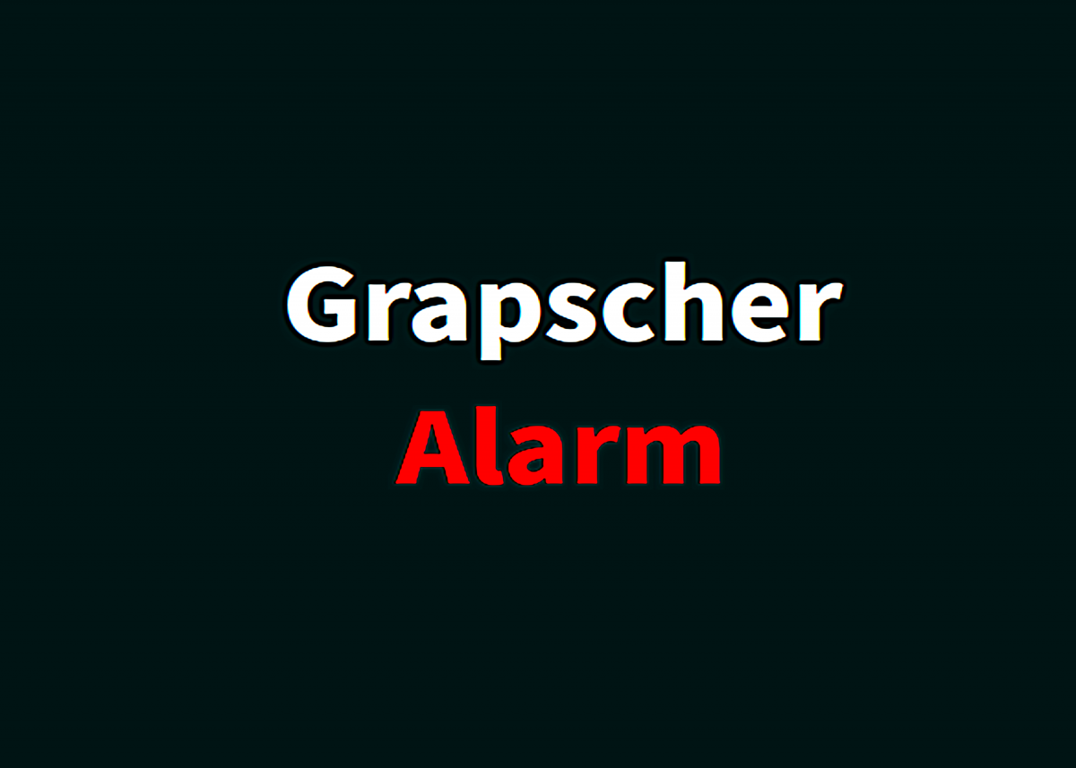 Grapscherr-Alarm