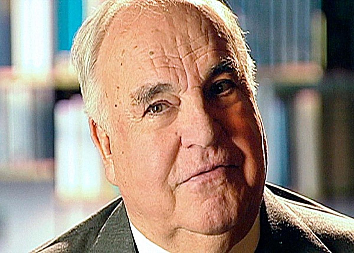 """Helmut Kohl Bild/ Quelle: """"obs/SWR - Das Erste"""""""