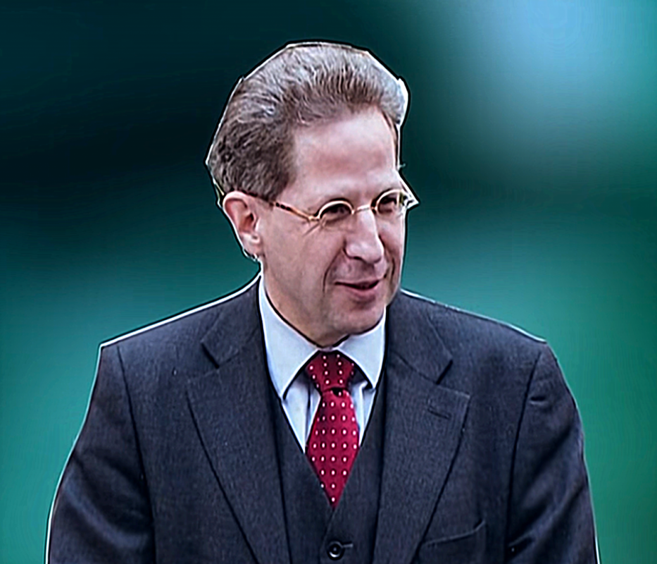 Foto by: Screenshot Yotube SWR Hans-Georg Maaßen
