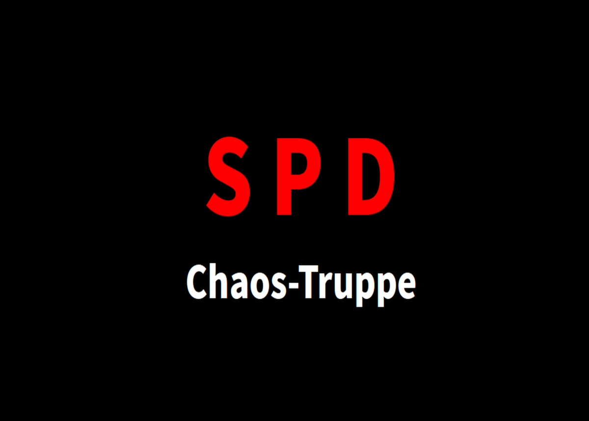 SPD-Chaos-Truppe