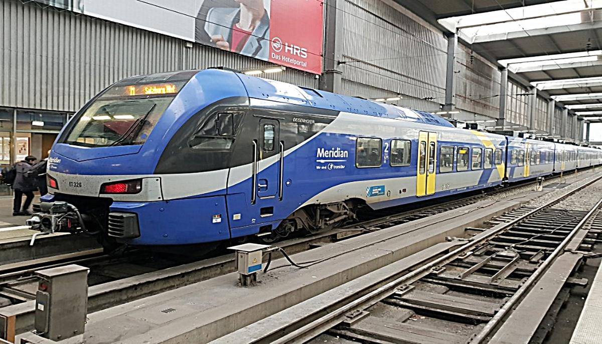 Bahn Meridian