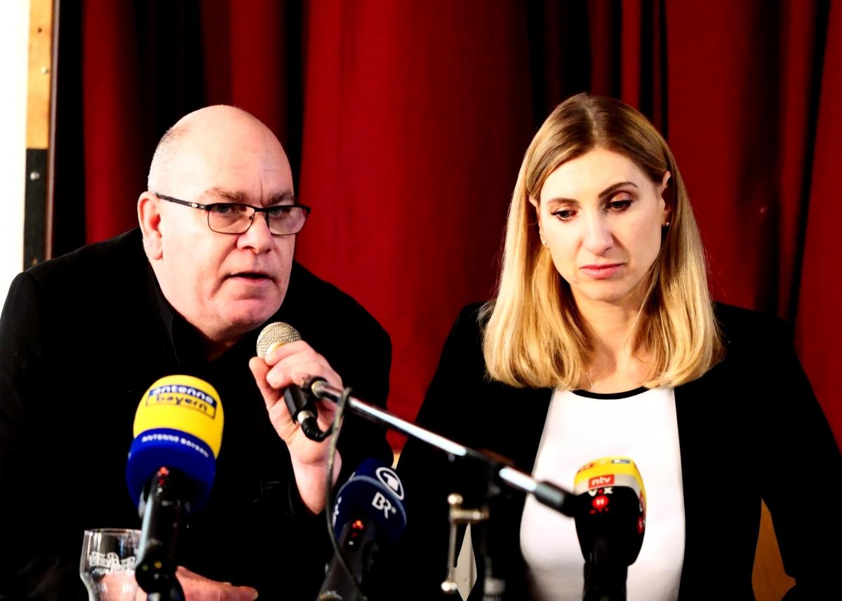 Thomas Henning und Hanna Henning