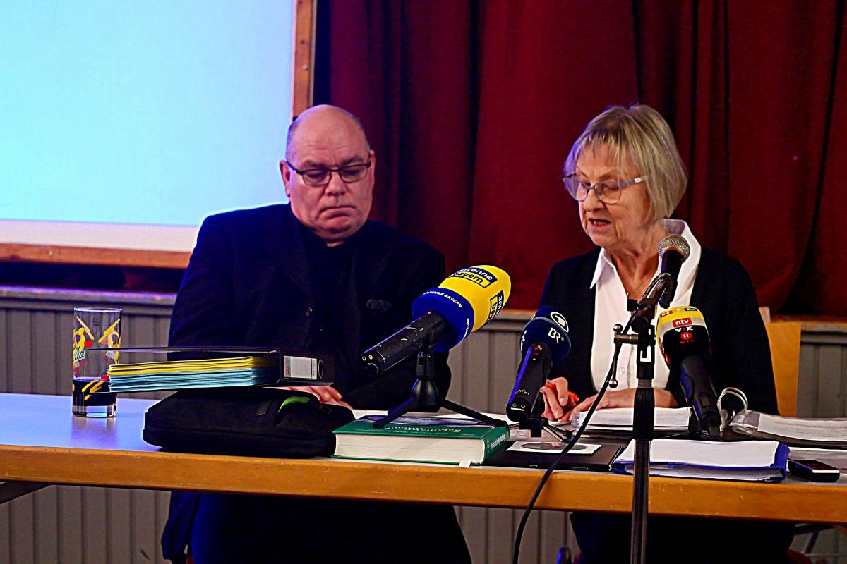 Thomas Henning und Gudrun Rödel