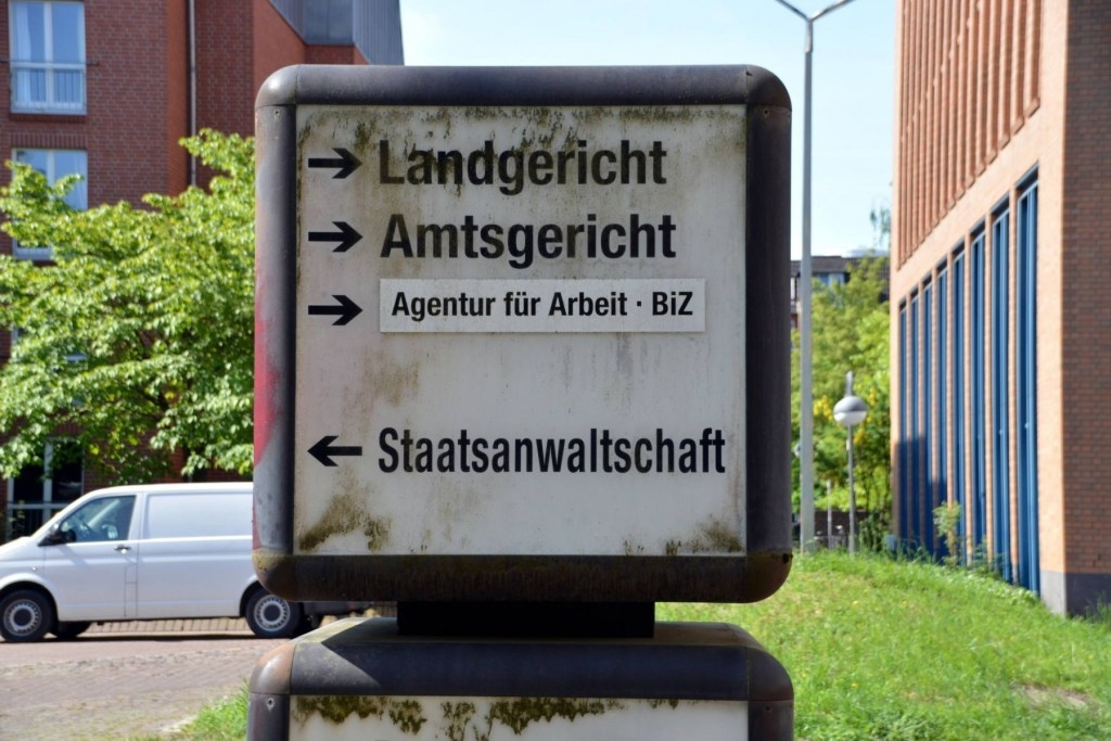 Quelle Opposition24.com Justizzentrum Köln