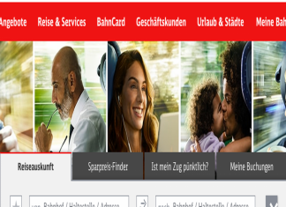 Foto by: Screenshot Deutsche Bahn
