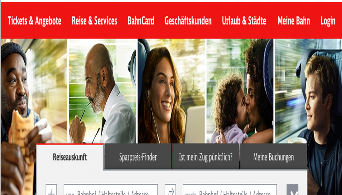 Foto by: Screenshot Deutsche Bahn