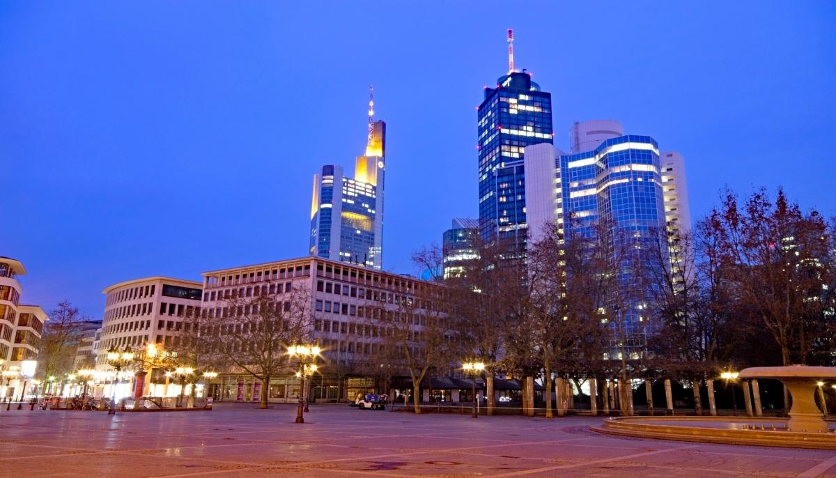 Parkhäuser Frankfurt Innenstadt