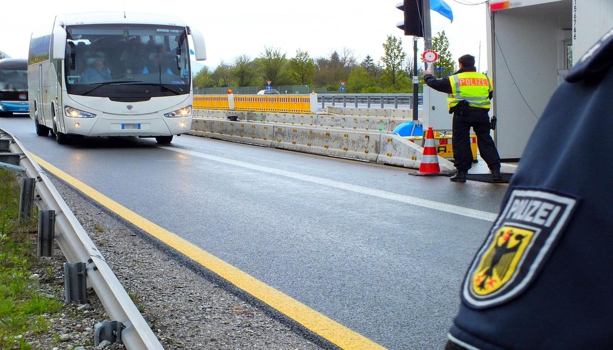 Grenze Bundespolizei