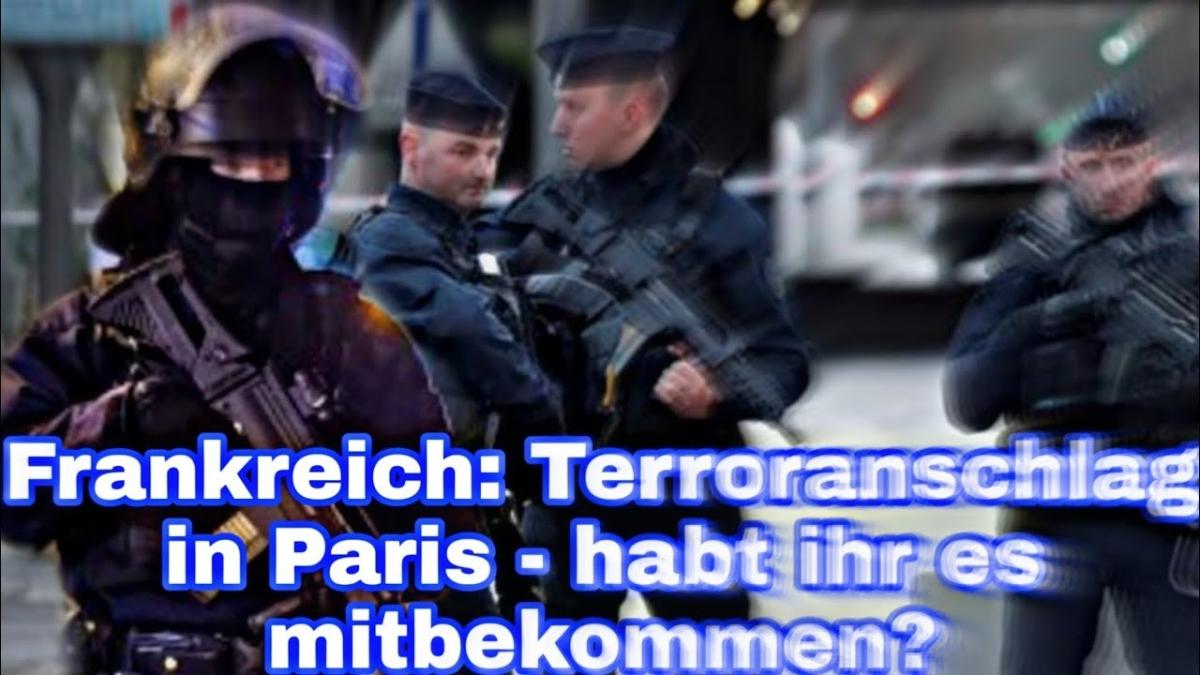 Frankreich Terroranschlag