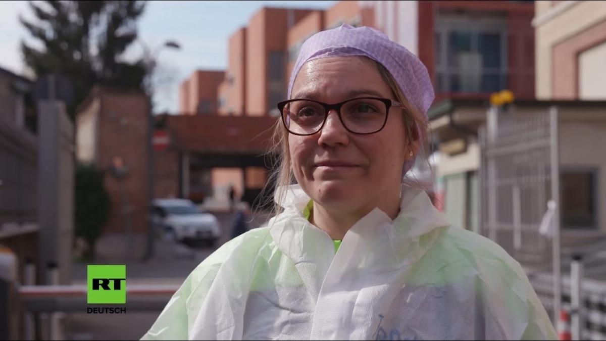 Corona Krankenschwester