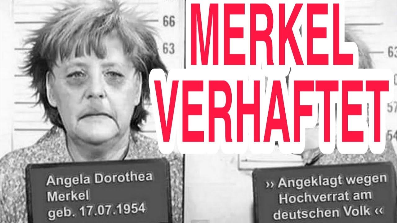 Merkel Verhaftet