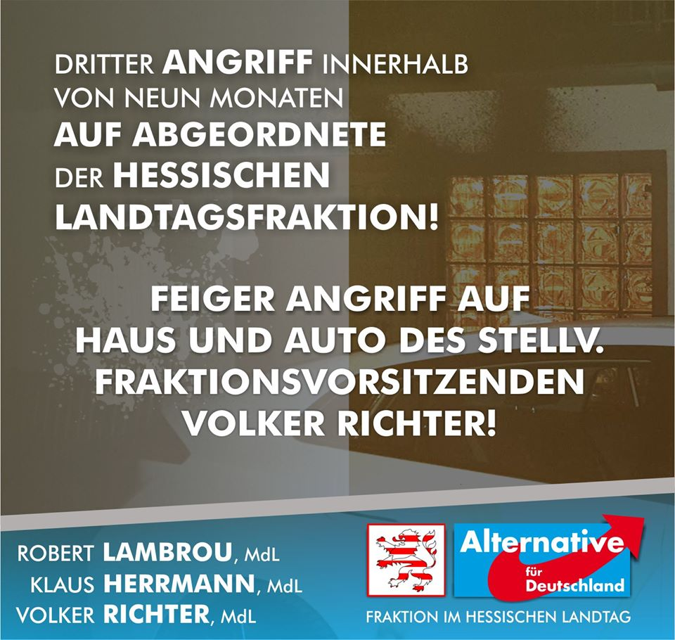 Afd Angriff